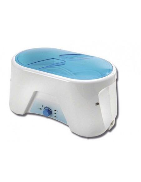 Calentador de parafina y parafango con termostato