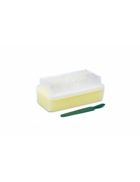 Cepillo quirúrgico seco esteril