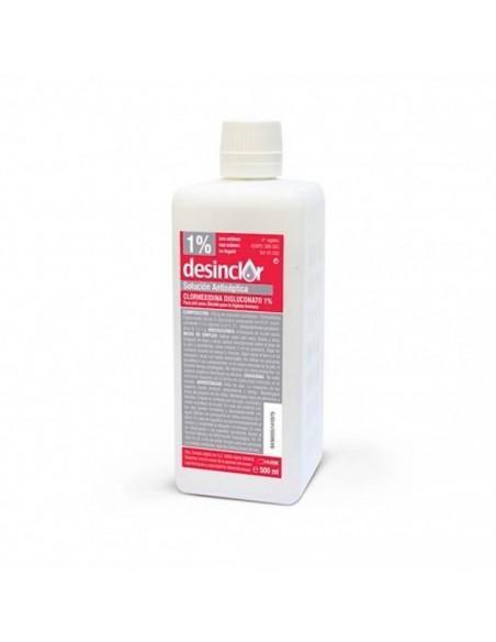 Desinclor Clorhexidina solucion 1% 500ml