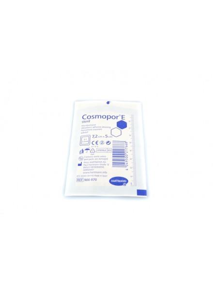 Apósito adhesivo estéril COSMOPOR 7,2 x 5 cm 50 uds.