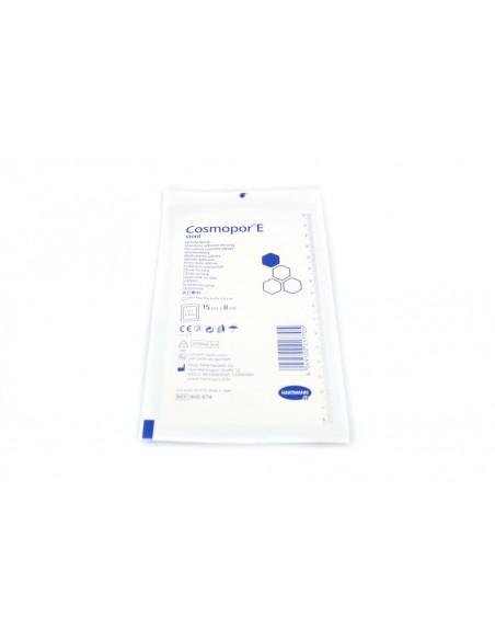 Apósito adhesivo estéril COSMOPOR 15 x 8 cm, 25 uds.