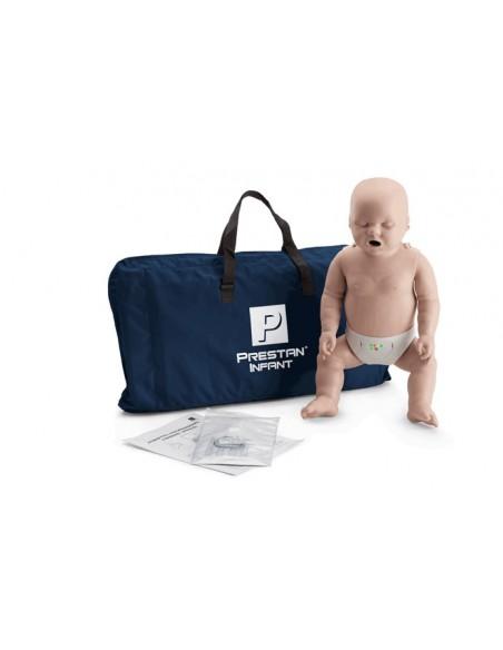 Maniquí RCP-AED neonatal Prestan con monitor frec