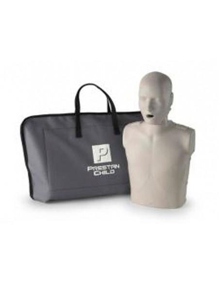 Maniquí RCP-AED Pediátrico Prestan. Básico