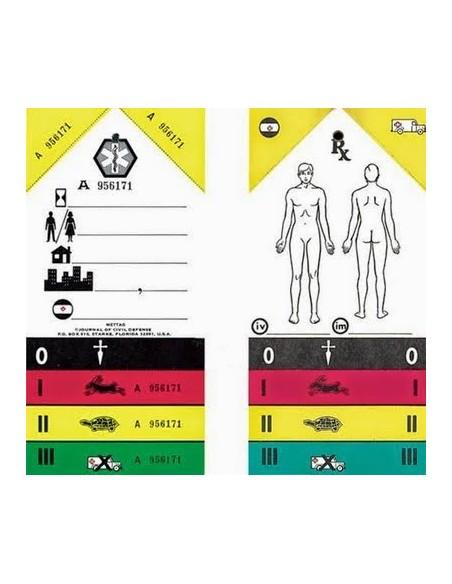 Tarjeta de triage