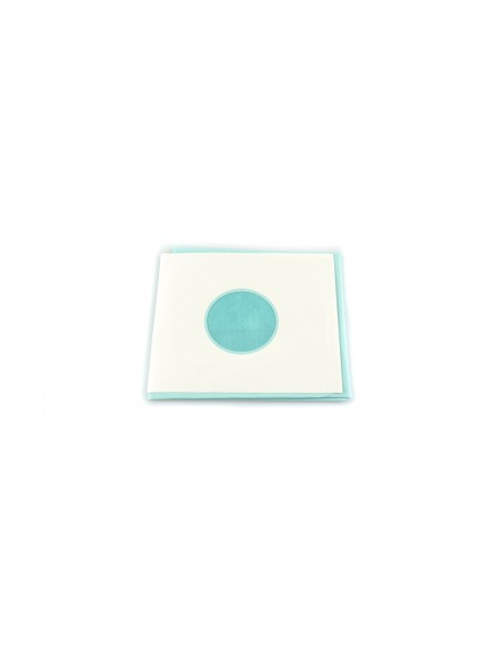 Paño quirúrgico 50 x 60 cm fenestrado adhesivo 6 cm