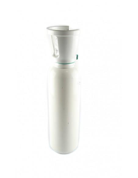 Botella oxigeno medicinal 5 litros vacia