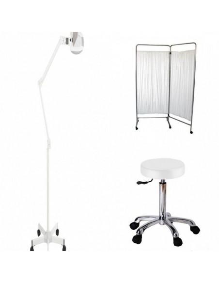 Kit para consultas médicas o clínicas de belleza