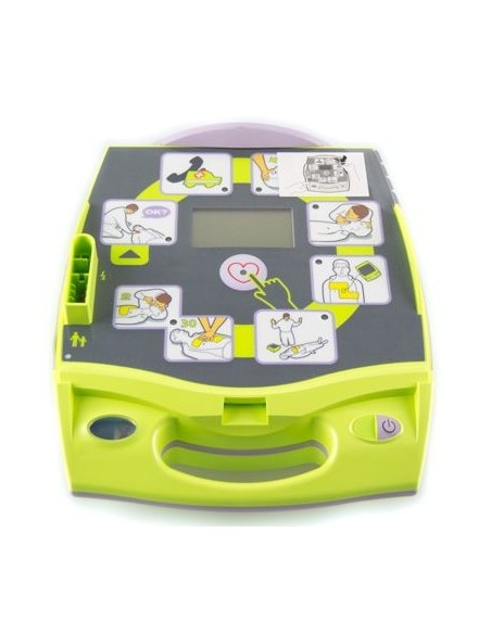 Desfibrilador semiautomatico Zoll AED plus
