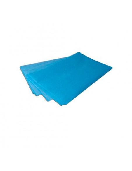 Papel cubrebandeja Azul. 250 uds.