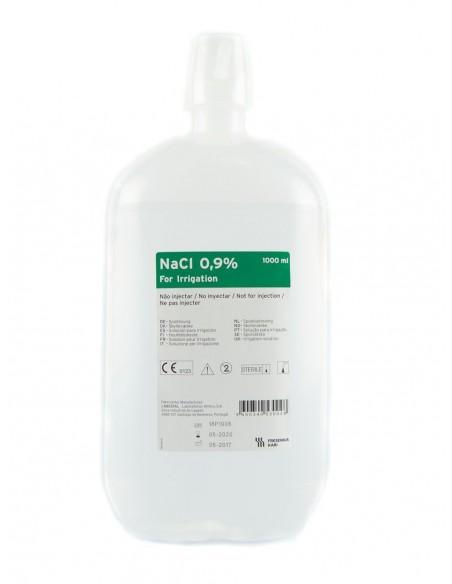 Suero Fisiológico para Irrigación Labesfal 1000 ml