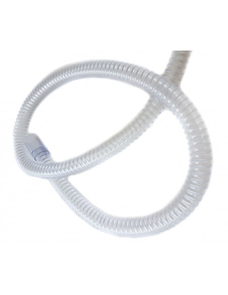 Tubo corrugado de 2 m de longitud