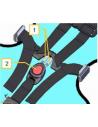 Sistema de retención pediátrica camillas Kidy Safe