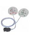 Electrodos pediátricos compatibles con Life Pack CR Plus