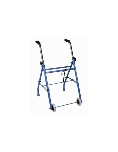Andador para mayores de aluminio sin asiento