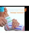 Vendaje funcional 3.8 x 10 m tape sport