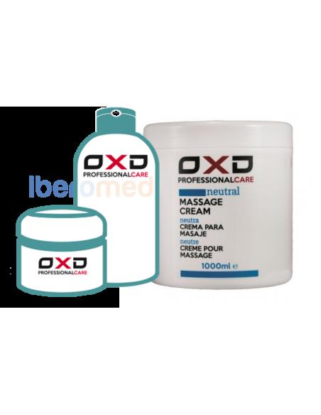 1 Kg. Crema masaje OXD neutra