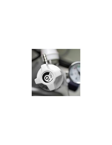 Botellas de oxigeno y gestión de recargas