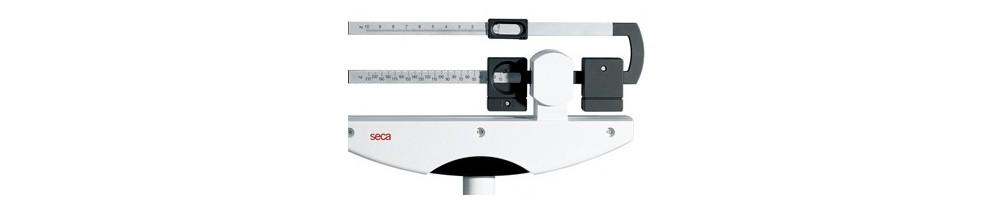 Tallímetros y cintas de medición