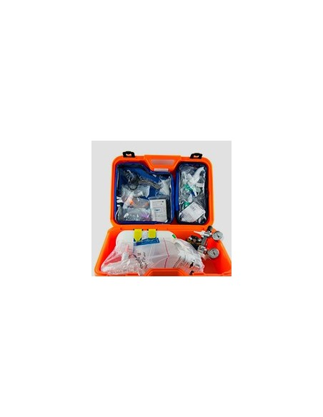 Equipos de emergencia y oxigenoterapia