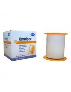 Esparadrapo de papel OMNIPOR 5cm x 5cm Iberomed