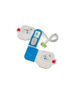 Electrodos desfibrilador...