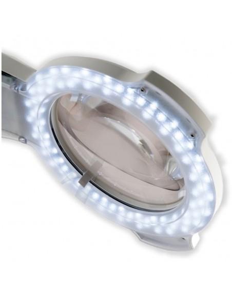 Lampara lupa de reconocimiento LED 4