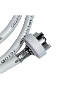 Conector acodado AFNOR tubo...