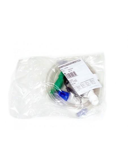 Mascarilla de oxigeno concentración variable. Pediátrica. 3
