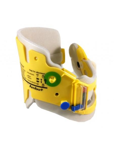 Collarin cervical mini Perfit Ace de AMBU. 3 ajustes y12 posiciones 1