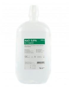 1000 ml Suero Fisiológico...