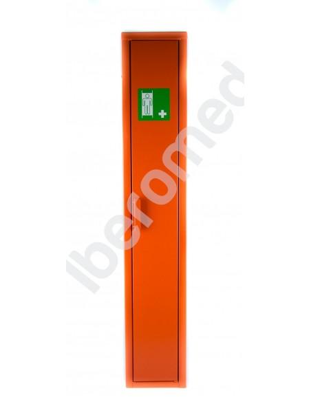 Armario metálico para camilla de doble plegado 1
