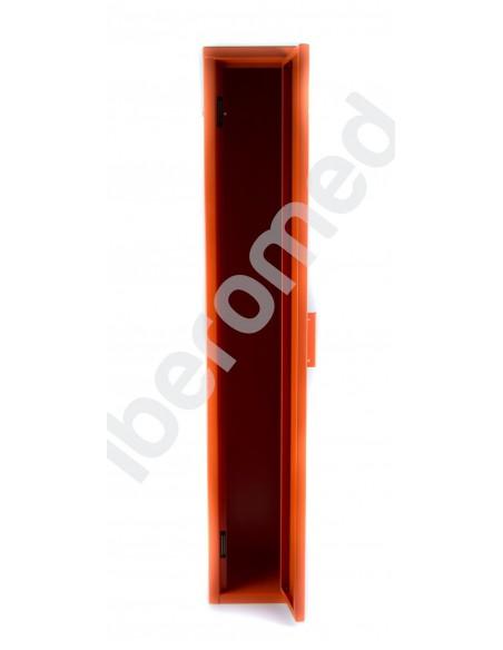 Armario metálico para camilla de doble plegado 2