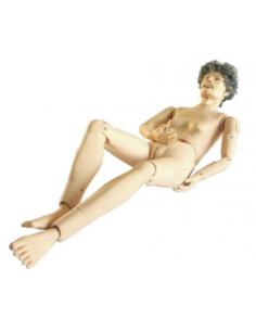 Maniquí geriatría mujer...