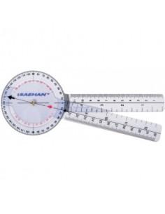 Goniómetro de plástico de...