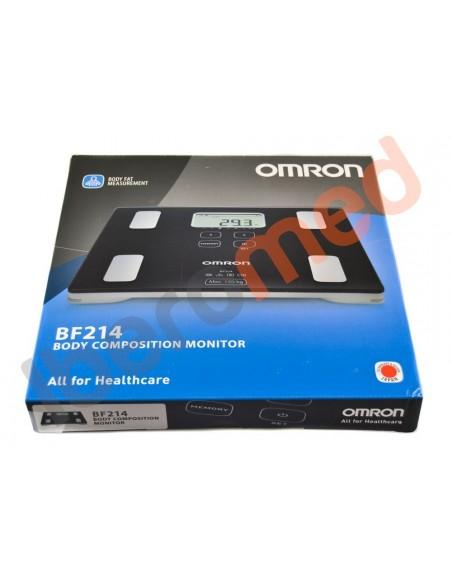Báscula digital Omron BF214 de composición corporal 2