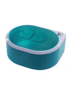 Calentador de parafina verde con regulador de temperatura