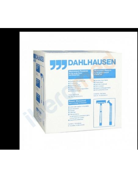 100 Uds. Cuchilla dahlhausen 1hoja. 2
