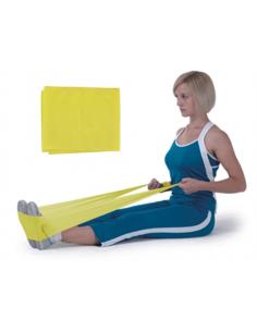 1.5 m Banda para ejercicios de resistencia libre de látex