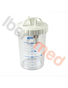 Vaso recolector de 1 litro para aspiradores ASKIR