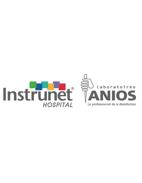 1 Ud. Desinfectante instrumental Instrunet LAB. Monodosis 50ml 2