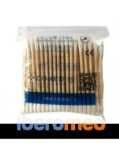 100 Bastoncillos de algodón