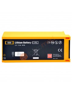 Batería para desfibrilador Life Pack 500 Iberomed