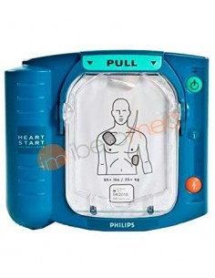 Desfibrilador de entrenamiento HeartStart HS1 Philips Iberomed