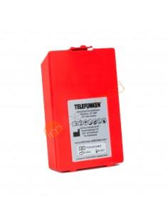 Batería para desfibrilador Telefunken Iberomed