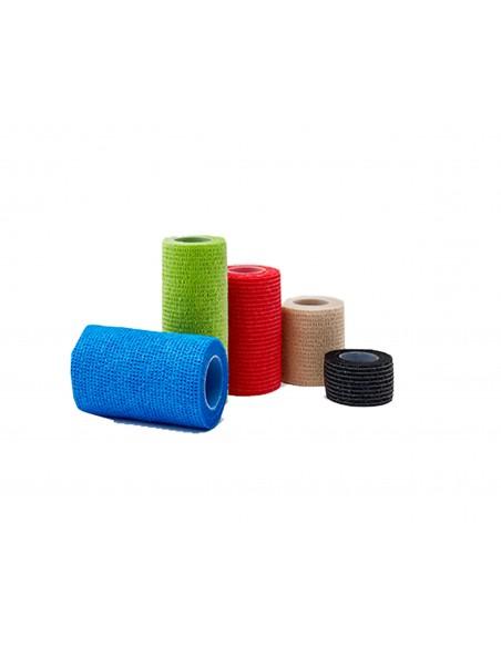 Venda elástica cohesiva 5 cm x 4,5 m. Varios Colores. 1