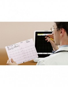 Electrocardiógrafo portátil...