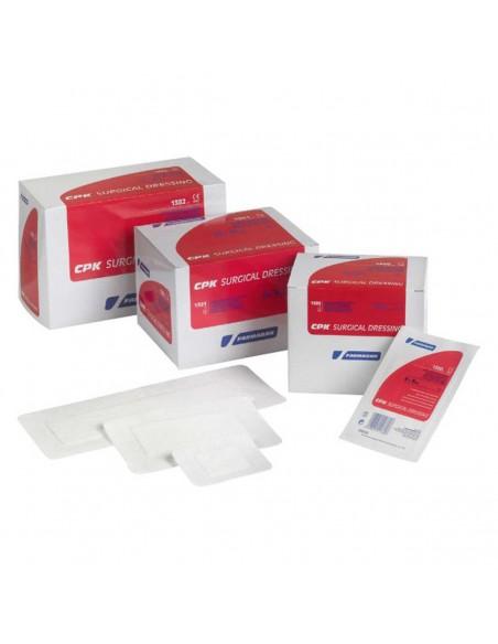 Apósito adhesivo estéril-Iberomed