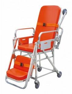 Camilla - silla de aluminio...