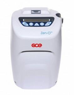 Concentrador de oxigeno portatil ZEN-O con 2 bateria-iberomed
