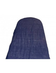 Sabanilla azul ajustable 40 g. camilla 95 cm x 220 cm.Bolsa 5 uds